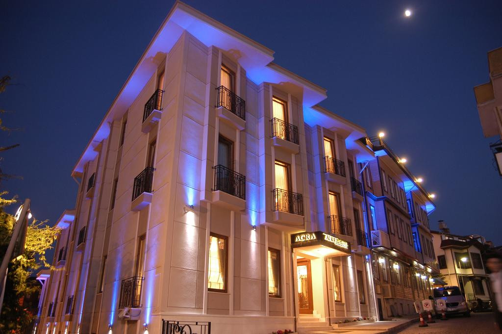 Acra Hotel | Boutique Hotel in Istanbul